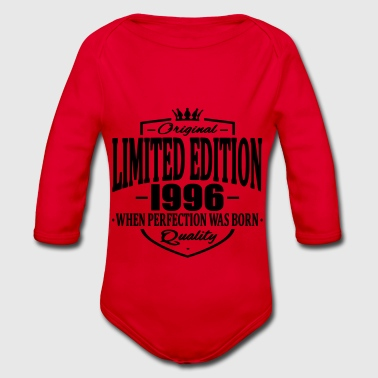 Limited edition 1996 - Organic Longsleeve Baby Bodysuit