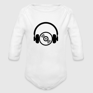 Rap / Rapper / Musik / Hip-Hop / Graffiti - Baby Bio-Langarm-Body