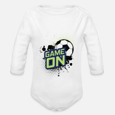 Contest Contest - Organic Long-Sleeved Baby Bodysuit