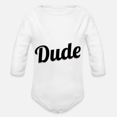Shop The Dude Baby Bodysuits Online
