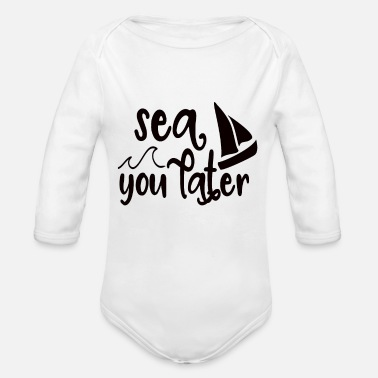 Regatta regatta - Organic Long-Sleeved Baby Bodysuit
