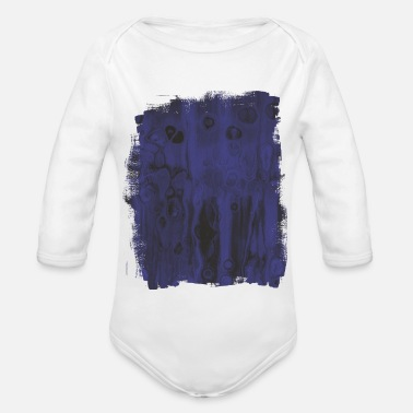 Background Background - Organic Long-Sleeved Baby Bodysuit