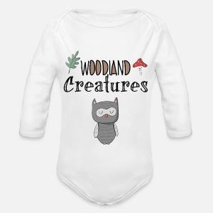 Waldbewohner Eule Nacht Süß Clipart Geschenk Lätzchen Spreadshirt