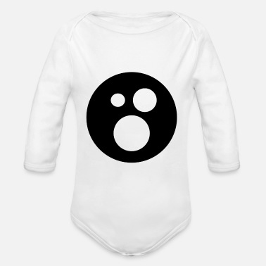 Emoticon Emoticons - Baby Bio Langarmbody