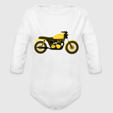 Chopper - Baby Bio-Langarm-Body