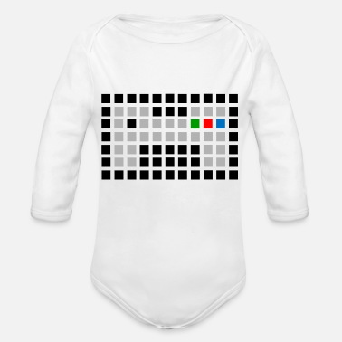 controller - Organic Long-Sleeved Baby Bodysuit