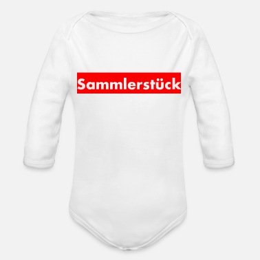 Collections Collectible - Organic Longsleeve Baby Bodysuit