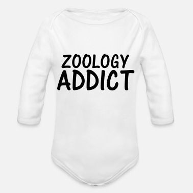 Zoology zoology addict - Organic Long-Sleeved Baby Bodysuit