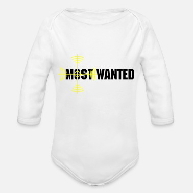 Most most wanted - Baby Bio Langarmbody