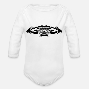 Barong family - Organic Long-Sleeved Baby Bodysuit