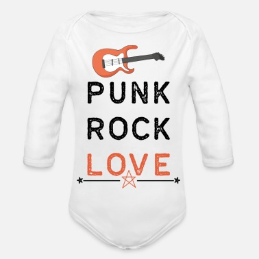 Skirt skirt - Organic Long-Sleeved Baby Bodysuit