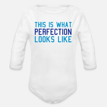 Perfection Perfection - Baby Bio Langarmbody