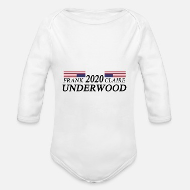 House House Of Cards - 2020 - Baby Bio Langarmbody