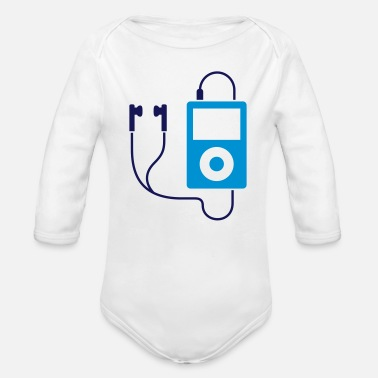 Mp3 iPod / MP3-Player - Baby Bio Langarmbody