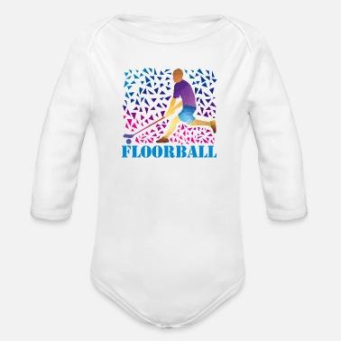 Vêtements Bébé Floor Ball à commander en ligne   Spreadshirt b2df2fda1065