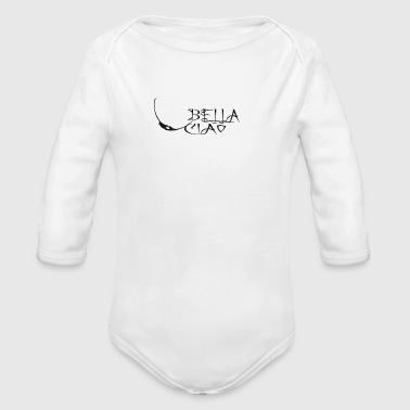 Bella Ciao - House of Money Gift - gaveide - Økologisk langermet baby-body