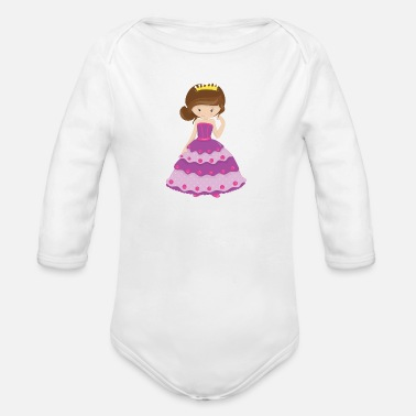 Fairy Tale Fairy tale - Organic Long-Sleeved Baby Bodysuit