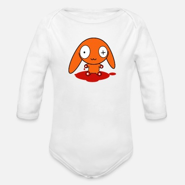 Bloody bloody - Organic Long-Sleeved Baby Bodysuit