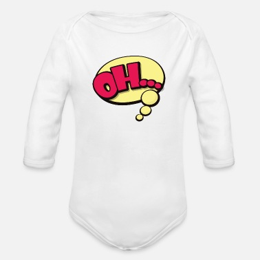 Anime Series Animated series - Organic Long-Sleeved Baby Bodysuit