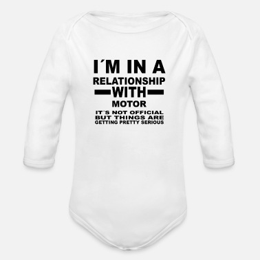 Motor Sport relationship with MOTOR SPORTS - Organic Longsleeve Baby Bodysuit