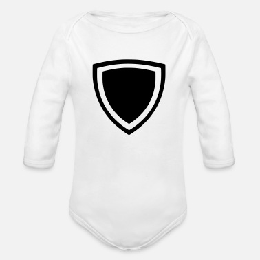 Emblem Emblem - Organic Long-Sleeved Baby Bodysuit