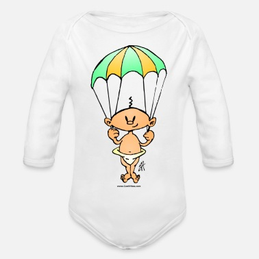 Lapsi Baby - Organic Long-Sleeved Baby Bodysuit