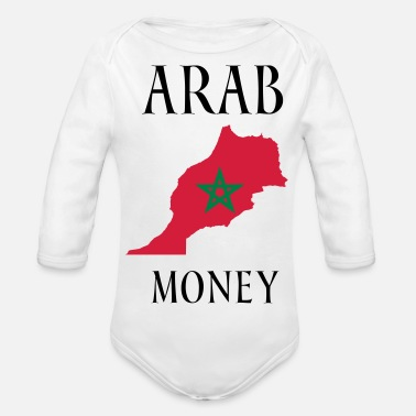 Collections MOROCCO COLLECTION - Baby Bio-Langarm-Body