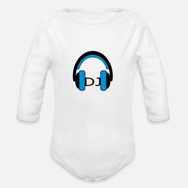 Deejay Deejay - Organic Long-Sleeved Baby Bodysuit