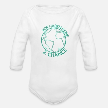 Trade Fair Fair Trade Faire Clothing Sustainability Organic Nature - Organic Longsleeve Baby Bodysuit
