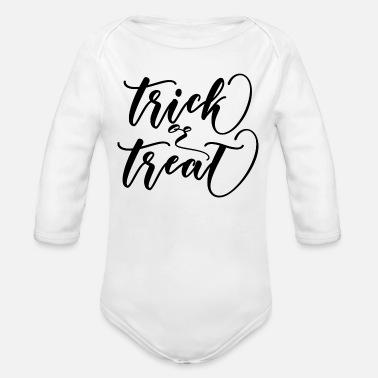 Trick Or Treat Trick or Treat - Body Bébé bio manches longues