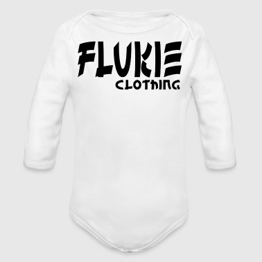 Flukie Kleidung Japan Sharp Style - Baby Bio-Langarm-Body