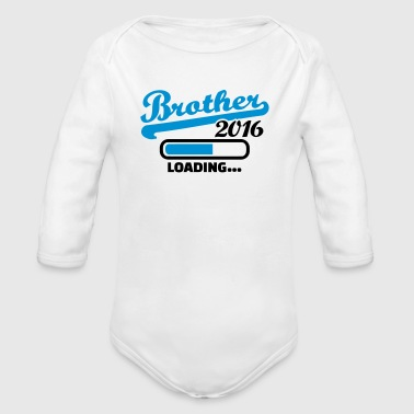Brother 2016 - Baby Bio-Langarm-Body