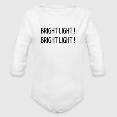 Serie TV - Television - Quotes - Citation - Zitat - Organic Longsleeve Baby Bodysuit