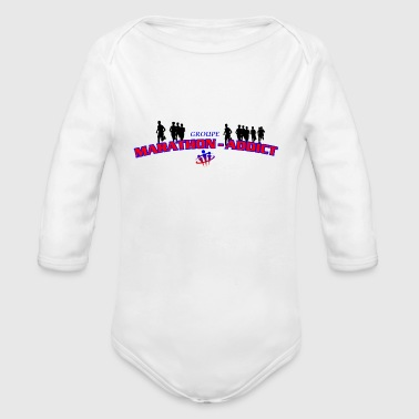 picture - Organic Longsleeve Baby Bodysuit