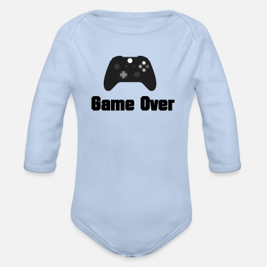 Game Over Design - Body a manica lunga per neonati