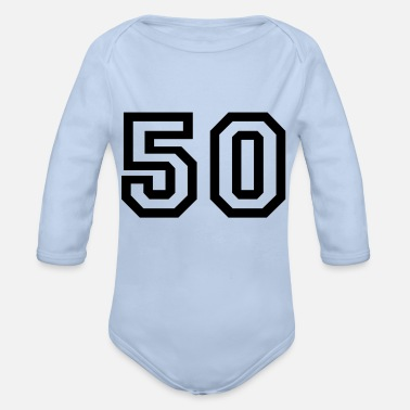 Collegestyle 50 Collegestyle - Baby Bio Langarmbody