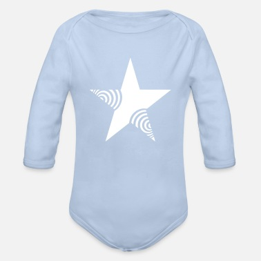 Stella STELLA - Organic Long-Sleeved Baby Bodysuit