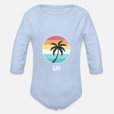 Kö Kos - Organic Long-Sleeved Baby Bodysuit