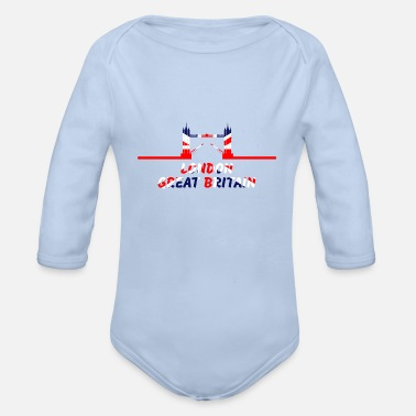 Tower Bridge Tower Bridge - Baby Bio Langarmbody