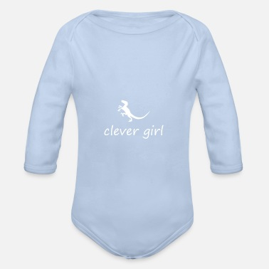 Clever Clever Girl - Body Bébé bio manches longues