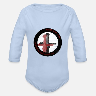 Seize The Vor - Organic Long-Sleeved Baby Bodysuit