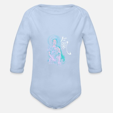 Life Energy life energy - Organic Long-Sleeved Baby Bodysuit