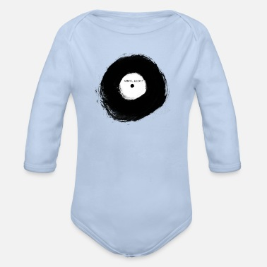 Breitbart Vinyl is alive! - Organic Long-Sleeved Baby Bodysuit