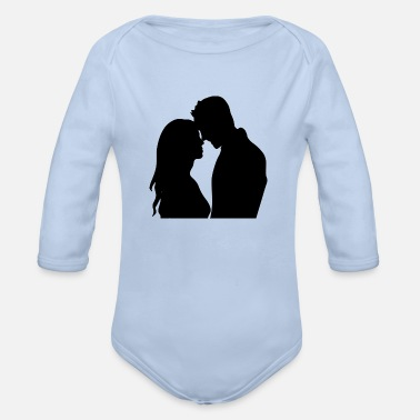 Affection affection - Organic Longsleeve Baby Bodysuit