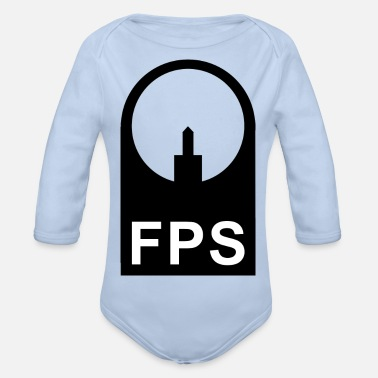 Fps FPS - Organic Long-Sleeved Baby Bodysuit