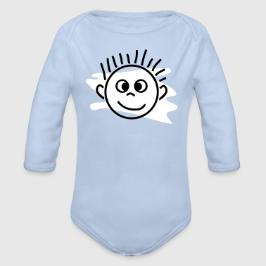 Child - Organic Longsleeve Baby Bodysuit