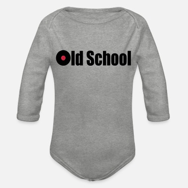 Vinyl vinyl - Organic Long-Sleeved Baby Bodysuit