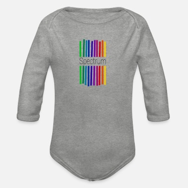 Spectrum Spectrum - Organic Long-Sleeved Baby Bodysuit