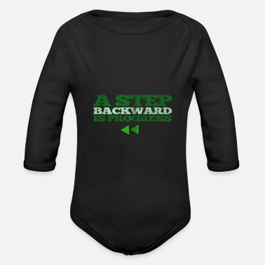 Ancestor Genealogy family tree ancestors ancestors - Organic Long-Sleeved Baby Bodysuit