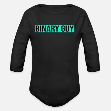 Program-what-you-do Programmer hardware software gift - Organic Long-Sleeved Baby Bodysuit